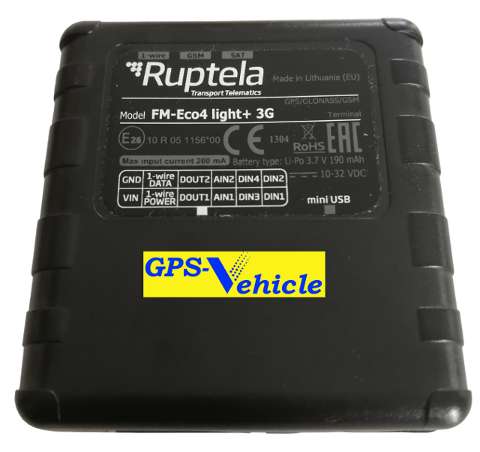 ขาย Ruptela FM-Eco4 light+ 3G